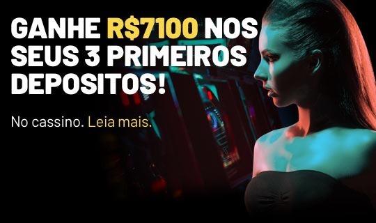 Bônus de Cassino Brasileiro