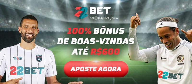 22bet Brasil-Bonus