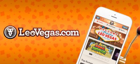 Leovegas app um dos melhores aplicativos para que possa jogar no leovegas casino em todo lado