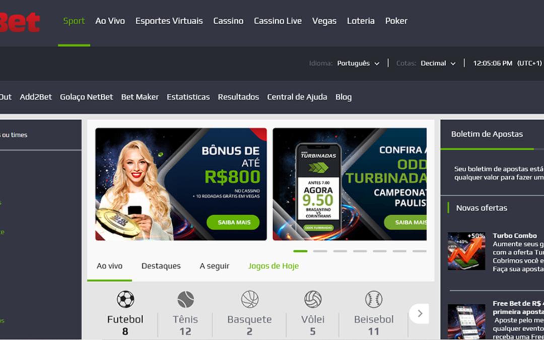 Netbet Brasil – Um verdadeiro sucesso!