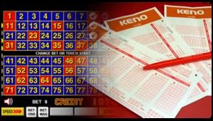 Keno online é um dos mais conhecidos jogos de cassino